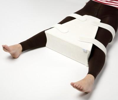 almohada tubular