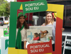 """Participação """"Tour Portugal Sou Eu"""""""